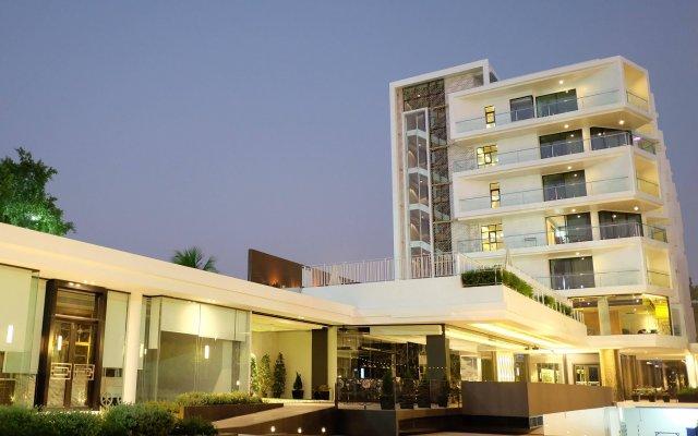 Отель Mera Mare Pattaya вид на фасад
