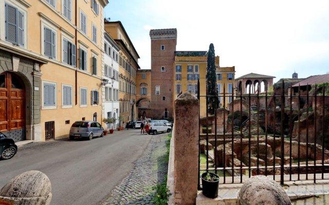 Апартаменты Grillo - WR Apartments Рим вид на фасад