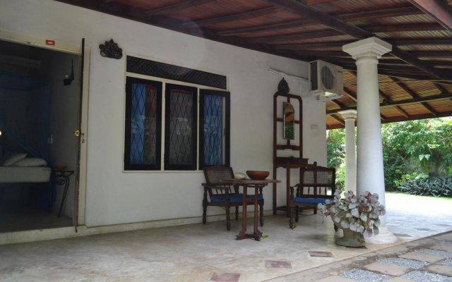Отель Paradise Garden вид на фасад