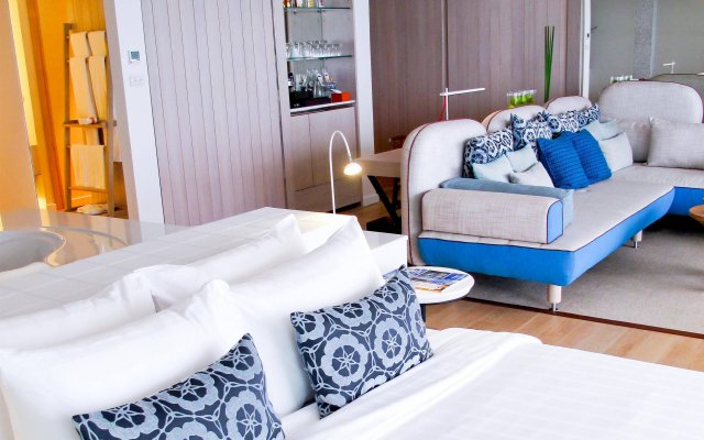 Отель Pullman Pattaya Hotel G Таиланд, Паттайя - 9 отзывов об отеле, цены и фото номеров - забронировать отель Pullman Pattaya Hotel G онлайн комната для гостей