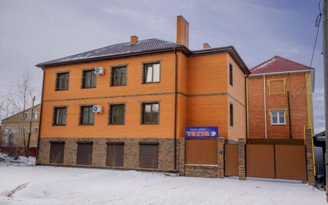 Мини-Отель Tetta вид на фасад
