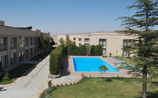 Kapadokya Kartal Hotel бассейн