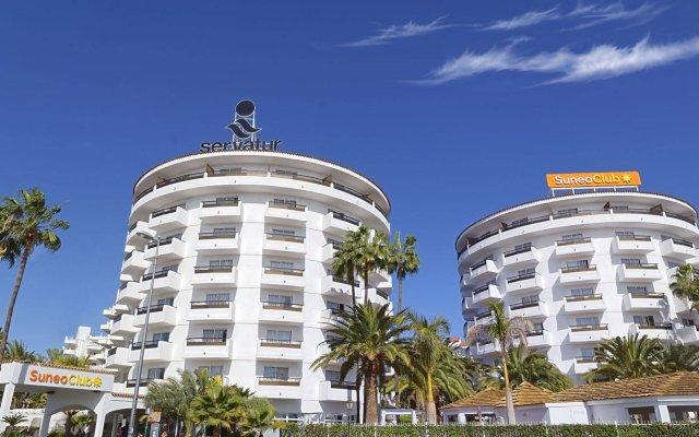 Servatur Waikiki All Inclusive Playa Del Ingles Spain Zenhotels