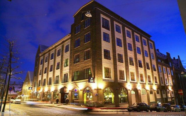 First Hotel Marin вид на фасад