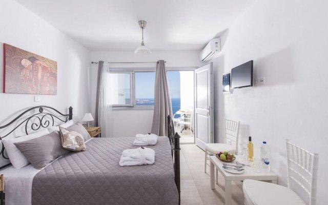 Отель Gizis Exclusive Греция, Остров Санторини - отзывы, цены и фото номеров - забронировать отель Gizis Exclusive онлайн комната для гостей
