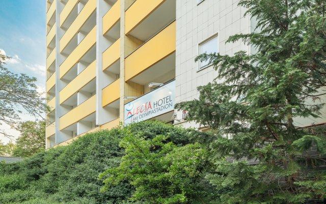 Alecsa Hotel am Olympiastadion