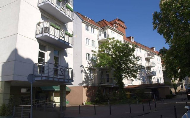 Отель Kamienica Sopocka Сопот вид на фасад