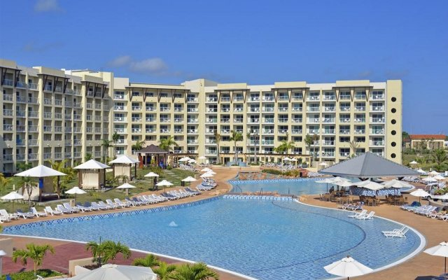 Отель Melia Marina Varadero - All Inclusive вид на фасад