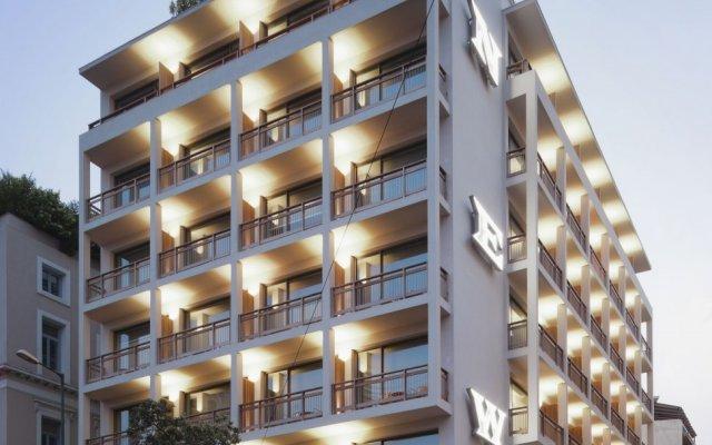 Отель New Hotel Греция, Афины - отзывы, цены и фото номеров - забронировать отель New Hotel онлайн вид на фасад