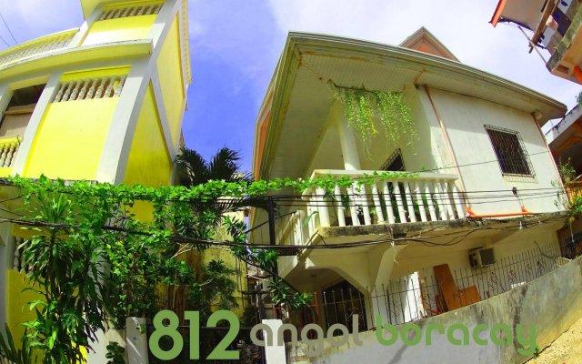 Отель 812 Angol Boracay Apartment Филиппины, остров Боракай - отзывы, цены и фото номеров - забронировать отель 812 Angol Boracay Apartment онлайн вид на фасад