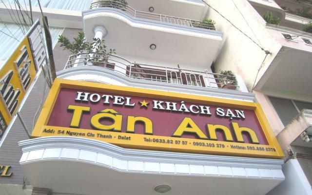 Отель Nhat Tan Hotel Вьетнам, Далат - отзывы, цены и фото номеров - забронировать отель Nhat Tan Hotel онлайн вид на фасад