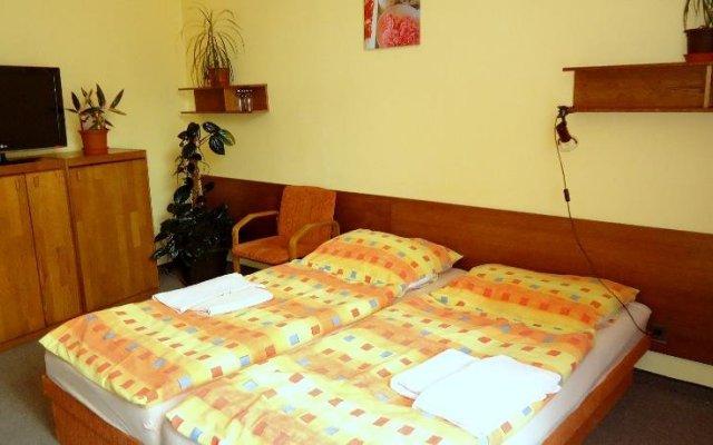 Hotel Květnice комната для гостей