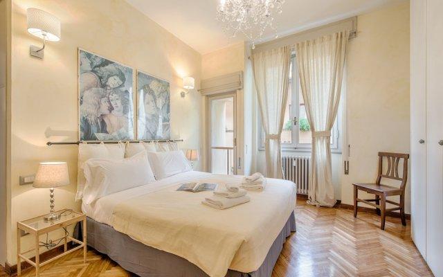 Апартаменты Pitti Luxury Apartment комната для гостей