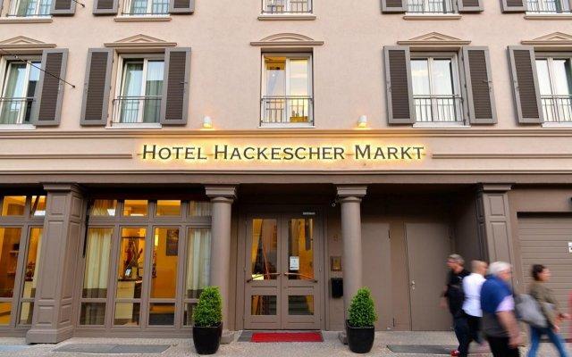 Отель Hackescher Markt Германия, Берлин - 1 отзыв об отеле, цены и фото номеров - забронировать отель Hackescher Markt онлайн вид на фасад