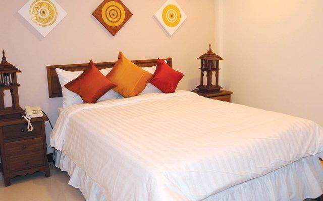 Отель Lullaby Inn Бангкок вид на фасад