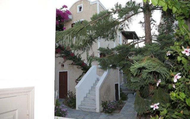 Отель Enjoy Villas Греция, Остров Санторини - 1 отзыв об отеле, цены и фото номеров - забронировать отель Enjoy Villas онлайн вид на фасад