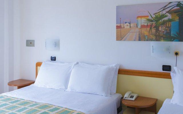 Hotel Sultano Римини комната для гостей