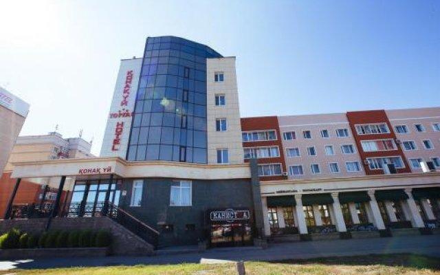 Гостиница Torgay Hotel Казахстан, Нур-Султан - отзывы, цены и фото номеров - забронировать гостиницу Torgay Hotel онлайн вид на фасад