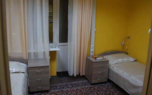 Хостел Сан комната для гостей