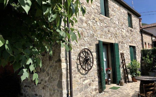 Отель La Casa Del Riccio Италия, Региональный парк Colli Euganei - отзывы, цены и фото номеров - забронировать отель La Casa Del Riccio онлайн вид на фасад