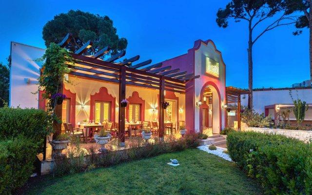 Ela Quality Resort Belek Турция, Белек - 2 отзыва об отеле, цены и фото номеров - забронировать отель Ela Quality Resort Belek онлайн вид на фасад