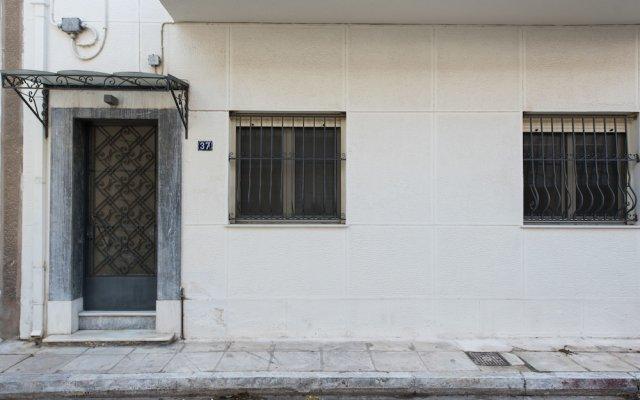Отель Filopappou Cozy Stay вид на фасад