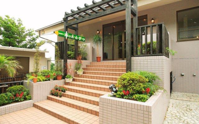 Отель Ippon no Enpitsu Ито вид на фасад