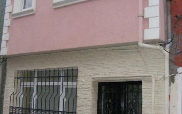 Отель Pink Apart Taksim вид на фасад