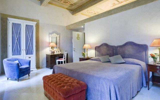 Отель Alloro B&B комната для гостей