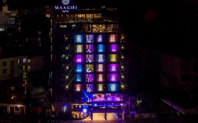 Maagiri Hotel вид на фасад