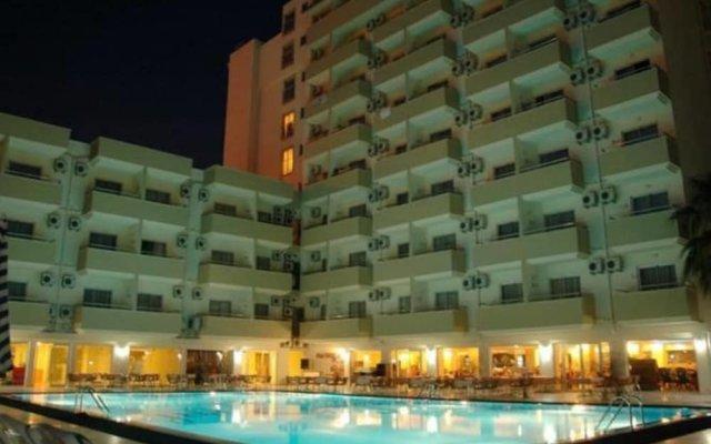 Hera Beach Hotel Турция, Сиде - отзывы, цены и фото номеров - забронировать отель Hera Beach Hotel онлайн вид на фасад