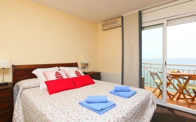 Отель Lloret View Beach Испания, Льорет-де-Мар - отзывы, цены и фото номеров - забронировать отель Lloret View Beach онлайн вид на фасад