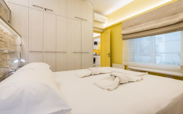 Отель In the heart of Athens комната для гостей