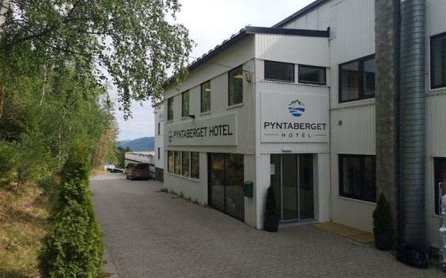 Pyntaberget Hotel вид на фасад