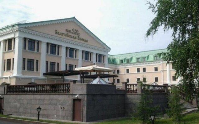 Балтийская Звезда Отель вид на фасад