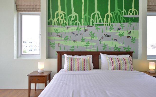 Отель Just Fine Krabi Таиланд, Краби - отзывы, цены и фото номеров - забронировать отель Just Fine Krabi онлайн вид на фасад