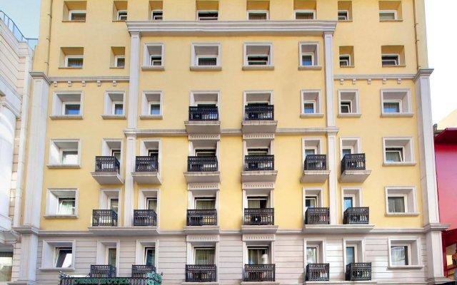 Oran Hotel вид на фасад