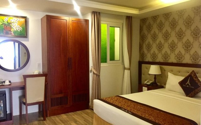 Paris Nha Trang Hotel комната для гостей