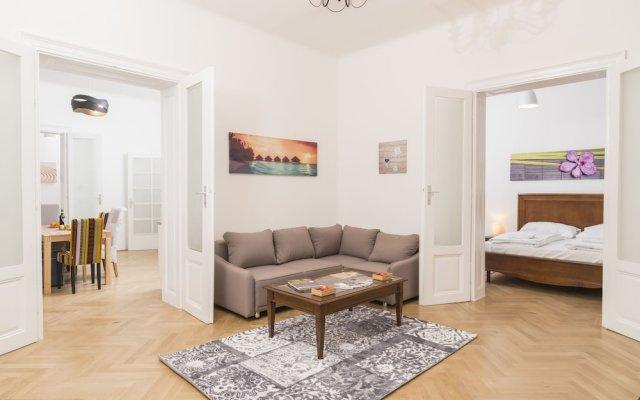 Отель Belvedere Suite by welcome2vienna Австрия, Вена - отзывы, цены и фото номеров - забронировать отель Belvedere Suite by welcome2vienna онлайн комната для гостей