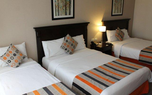 Отель Carnaval Hotel Casino Парагвай, Тринидад - отзывы, цены и фото номеров - забронировать отель Carnaval Hotel Casino онлайн вид на фасад