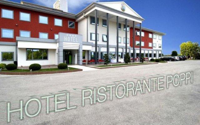 Отель Poppi Италия, Мира - отзывы, цены и фото номеров - забронировать отель Poppi онлайн вид на фасад