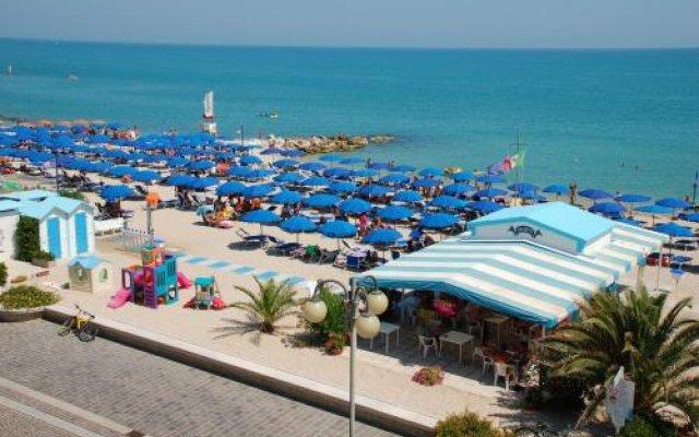 Отель Echotel Италия, Порто Реканати - отзывы, цены и фото номеров - забронировать отель Echotel онлайн пляж
