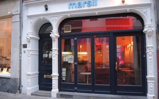 Отель Marsil Германия, Кёльн - отзывы, цены и фото номеров - забронировать отель Marsil онлайн вид на фасад