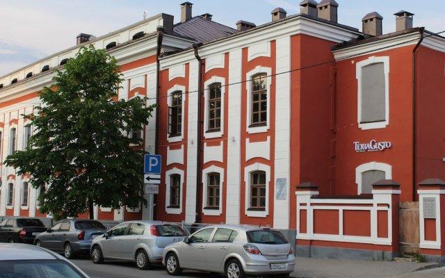 Nice Hostel Kazan вид на фасад