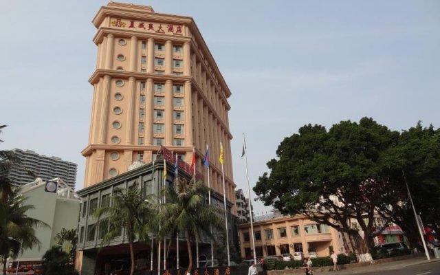 Hawaii Hotel вид на фасад