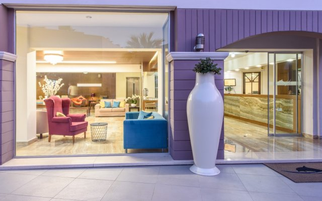 Eurohotel Katrin Hotel & Bungalows – All Inclusive вид на фасад