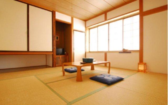 Отель Mizubasho no Yado Higashi Нумата комната для гостей