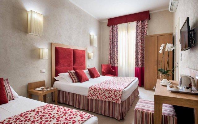 Hotel Perseo комната для гостей