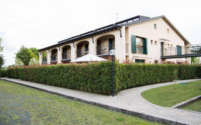 Отель Residence Ca' dei Dogi Италия, Мартеллаго - отзывы, цены и фото номеров - забронировать отель Residence Ca' dei Dogi онлайн вид на фасад
