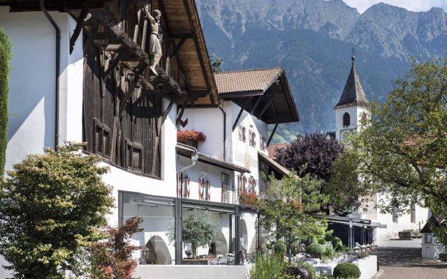 Отель Hanswirt Италия, Горнолыжный курорт Ортлер - отзывы, цены и фото номеров - забронировать отель Hanswirt онлайн вид на фасад